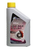 UNITED GLYCOL BRAKE FLUID DOT 4 Neutral (1л) жид-ть тормоз.